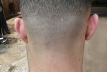 Short fade haircut mens