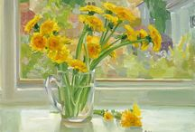Цветы для вдохновения- ОДУВАНЧИКИ