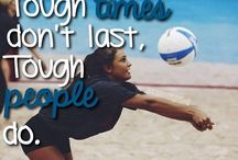 Volleyball / by Becky Reenders