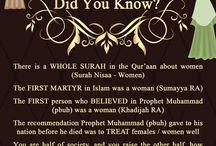 i Islam ♡ woman - muslimah