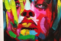 Abstract portaits / by Janis McCarty