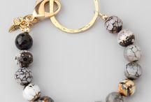 jewelry / fabric jewelry