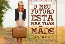 O meu futuro está em tuas mãos Senhor!