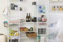 Storage ideas  / by Heather Keefer