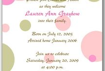 Polka dot baby shower invitations / collection picture of Polka dot baby shower invitations