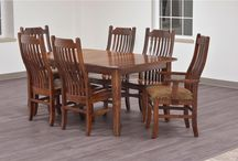 You and Your Table / Tables, chairs, food, decorations and more for your table!
