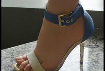 Sandálias/Sapatos/Rasteiras