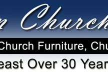 Church Pews / Church Pews - New and Used