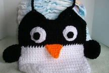Crocheted baby stuff / by Cindy Rowland