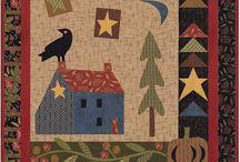 Jan Patek Appliqué Quilts