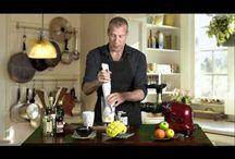 The Gabriel M. Recipes