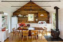 Cabin ideas for decor