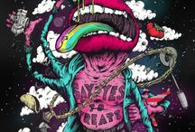 Art psychedelic