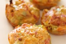 quiche - hartige muffins