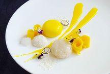 Mangue - mango / #mango #mangue #fruit #pastries #desserts #tartes #gateaux #cakes #glace #icecream #pastrychef #chefpatissier #patisserie #pastry ...