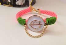 Anchor Handmade Bracelet