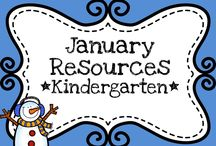 January Resources for Kindergarten / This board is for January resources for Kindergarten. Please only pin one paid resource per day, or you will be removed. You can pin as many free resources or ideas as you like.  / by Resources by Mrs. Roltgen