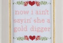 Not Your Nanna's Cross Stitch