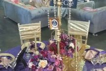 Wedding decor - tables