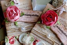 Crafts - Tags, Journals, Hangers #3 / by Claudia Tyler
