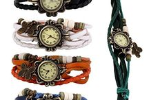 Girls' Wrist Watches / a collection of the best watches from several brands