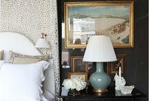 Master bedroom ideas / by Elizabeth McDonald