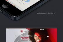 Criações - Websites e Branding