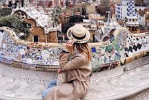 dancing in the Barcelon