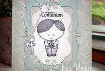 card komunia