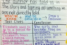 Language Arts: Drawing Conclusions / This boards contains pins about the reading strategy, Drawing Conclusions.