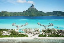 InterContinental Bora Bora Resort & Thalasso Spa / Beautiful photos of the InterContinental Bora Bora Resort & Thalasso Spa.