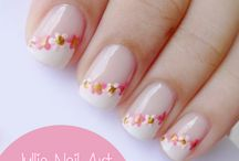 Nail ideas / by Audrey Roznos-Clay
