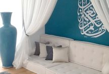 Home & Living / Modern Muslim home and decor ideas