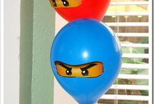 Party ideas - Lego Ninjago