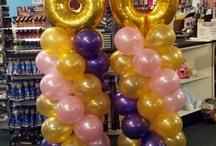 Balloons / by Miranda Bukowski