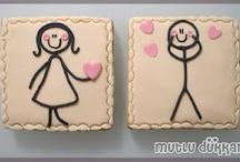 Cookies / Kurabiyeler- seker hamuru- butik- pastacılık- pastalar- baby showers wedding cookies- mevlüt- dogumgünü- parti hediyeleri-  tasarım kurabiyeler- boutique cookies- sweets- bridal shower- diş buğdayı- doğum öncesi parti kurabiyeleri- cakes- 1. Age - party