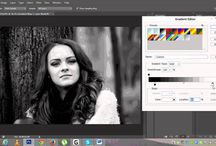 Photoshop English tutorials / youtube tutorials for passionate photography editing