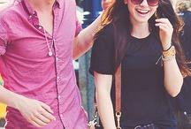 Celebrities;couple