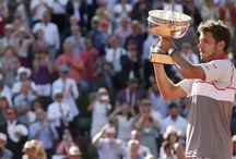 Roland-Garros 2015 / Entre victoires, hommages et incidents, retrouvez les moments forts du tournoi de Roland-Garros 2015.