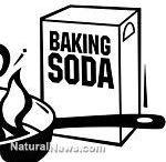 baking soda gebruiken