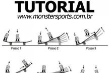 Skateboard tricks(vagy mi xD)