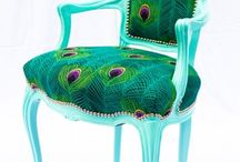 Funky Furniture / Creative decorating and furnishings