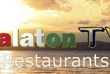 """Restaurants am Balaton / Balaton TV & Top Menü Tipp Ungarn stellen hier Restaurants am Plattensee vor. Sie wollen gut und Kosten günstig Essen oder Trinken gehen? Wir zeigen, wo man ein kühles Bier in Siófok oder Balatonlelle trinken kann, geben aktuelle Gastronomie und Preis Informationen. Natürlich Original ungarische Küche aber auch """"wie zu Hause"""" der Italiener um die Ecke z.B. in Zamárdi! http://www.balaton1.tv/p/restaurants.html"""