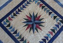 mariners compass quilt