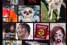 Halloween 2014 / 2nd Annual Zombie Food Truck Fest