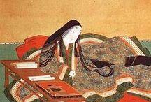 Genji monogatari / Genji monogatari | Tale of Genji | Le dit du Genji | Storia di Genji | Murasaki Shikibu | Heian | emakimomo | Japanese literature