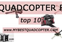 Quadcopters & Drones Frames