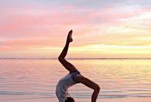 ginástica//yoga