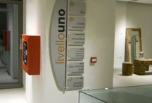 SIGNAGE/ Wayfinding / Gallery and Ideas for  Signage standard and project  Hotels, Museum, Office,