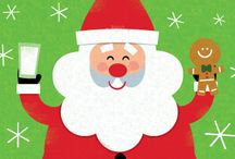 Winter Holidays Illustration